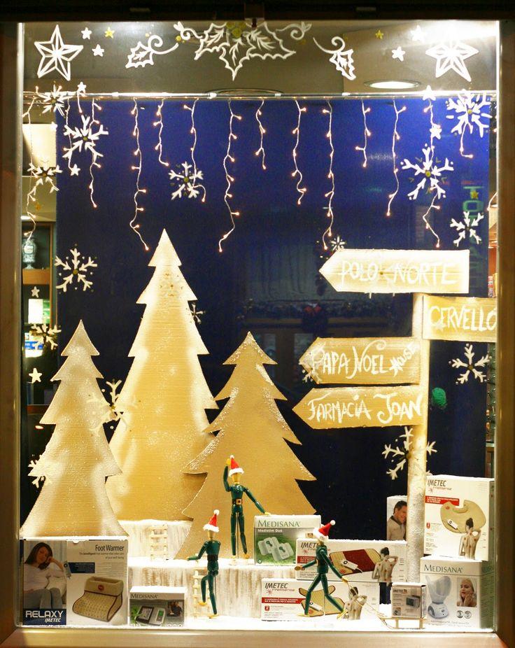 M s de 1000 im genes sobre decoracion escaparate en - Decoracion farmacias ...