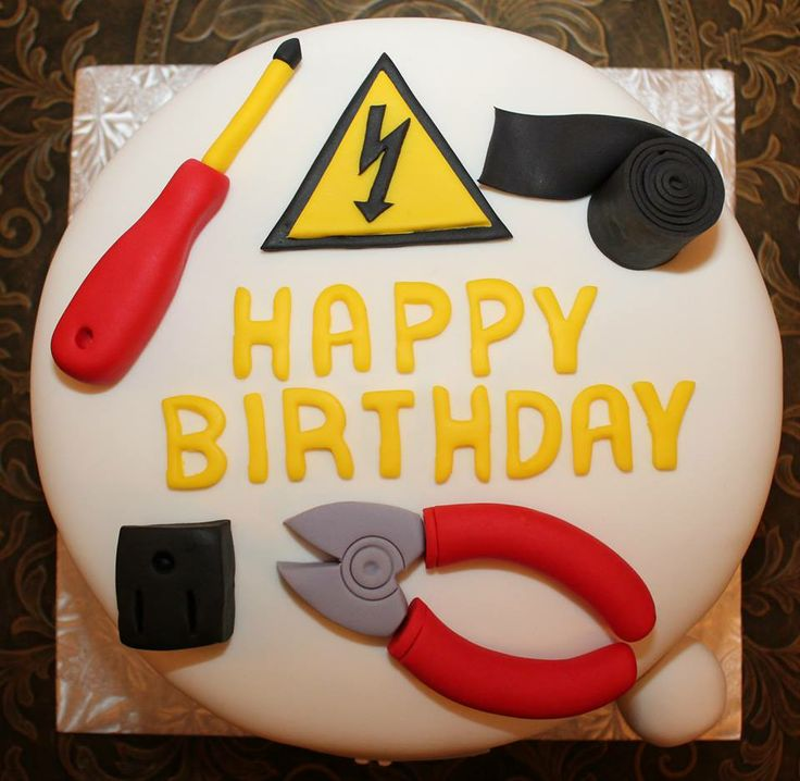48 best images about Electrician Cakes on Pinterest ...