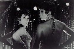 Chita Rivera and Paula Kelly in Sweet Charity