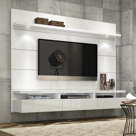 Manhattan Comfort Cabrini Entertainment Center