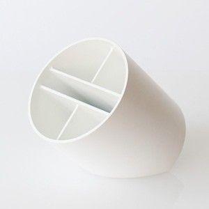 CATA:SLOPE(ペン立て)ホワイト