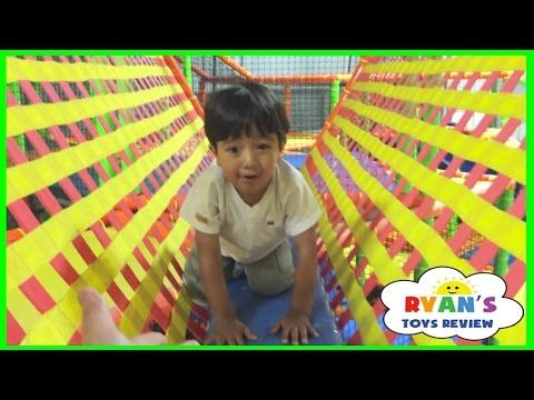 Fun Indoor playgrounds for Kids Indoor Park Compilations Kids Play Area Children Play Center - YouTube