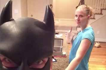 This Compilation Of Batdad Vines Proves That His Wife Jen Is The Real Hero