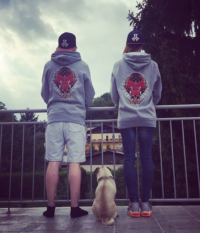 Brother Sister Share The Same Love For Hardstyle Hardstyle Society