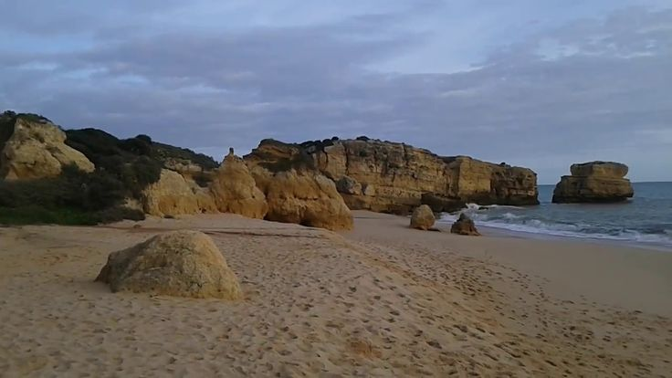 Rafael Beach Albufeira Algarve Praia Sao Rafael Beach in Algarve is a picturesque beach a short distance from the popular resort of Albufeira. A gorgeous bea...