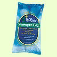 No Rinse Shampoo Cap (Five-Pack)