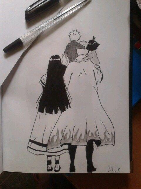 Naruto' family :-)