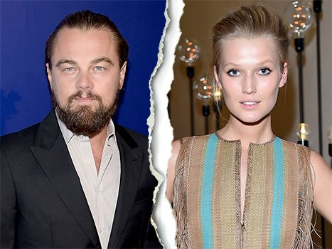 Leonardo DiCaprio, Toni Garrn Split After More Than a Year of Dating - Us Weekly