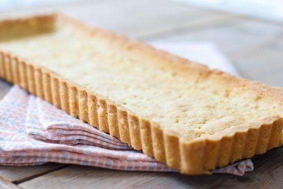Zanddeegbodem - Zoetrecepten x proberen maar dan met plantaardige boter ivm lactose