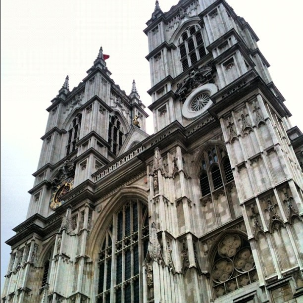 Westminster Abbey, London, May 2012