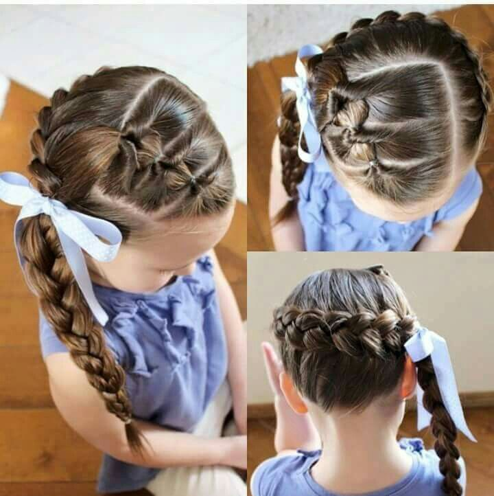 Have to learn to french braid now.