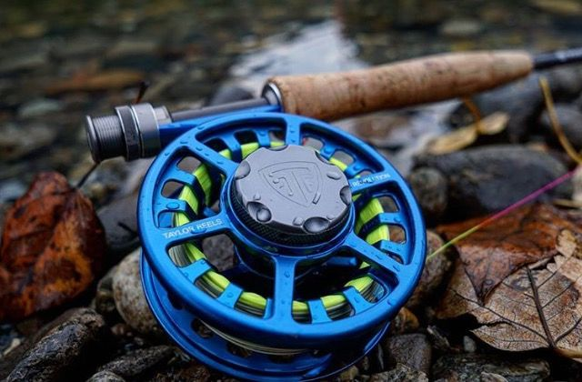 Why So Blue Fly Fishing Reels Fly Fishing Fishing