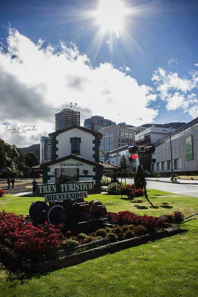 Tren turistico - Bogota Colombia