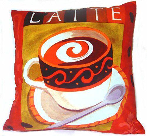 Cushion cover throw pillow case 18 inch hot coffee cream ... https://www.amazon.com/dp/B015SY1W86/ref=cm_sw_r_pi_dp_x_JQX6yb136YVN4