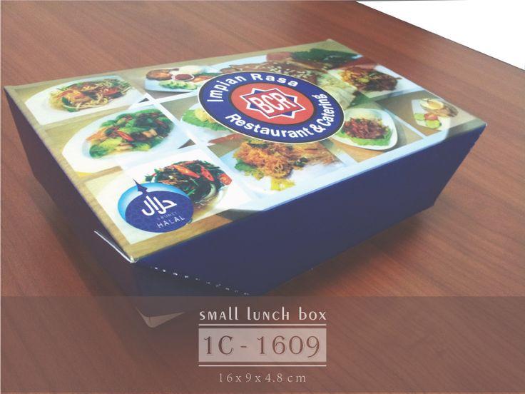 Jasa Pembuatan Box Makanan Food Grade, Gambar di atas merupakan Box Makanan Impian Rasa menggunakan Box Makanan Greenpack.