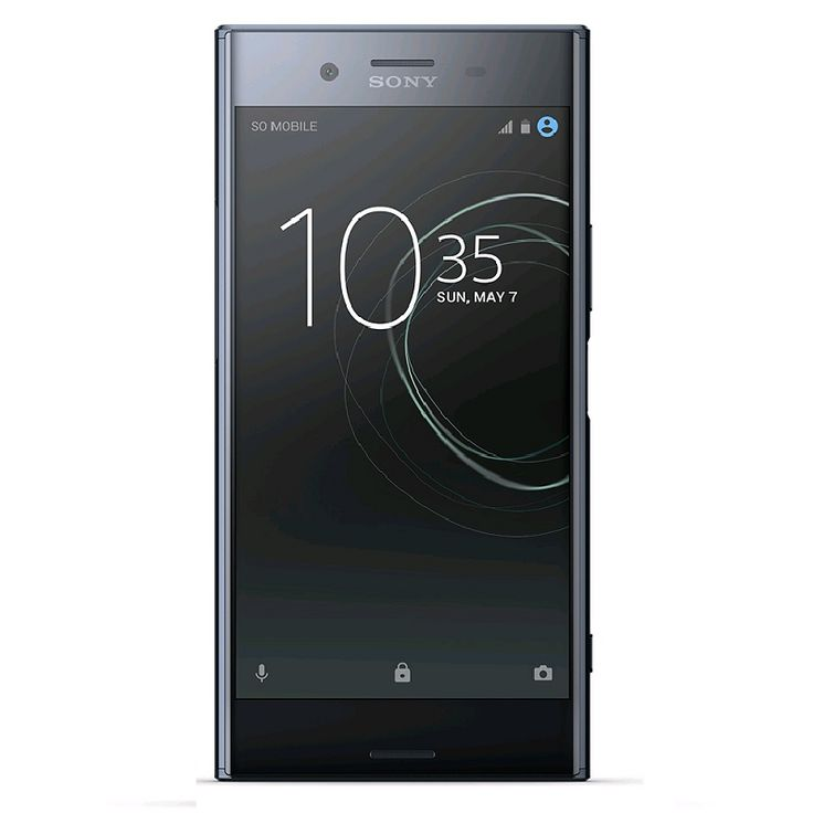 "Sony Xperia XZ Premium (5.5"" 4K, 19MP, 64GB, VF) - Black - Unlocked, 100% Australian Stock"