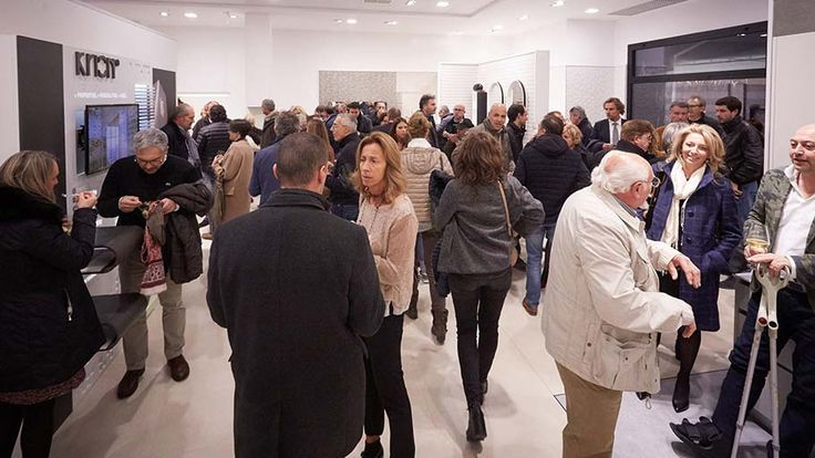 PORCELANOSA Grupo llega a la ciudad italiana de #Treviso #arquitectura #showroom #Italia