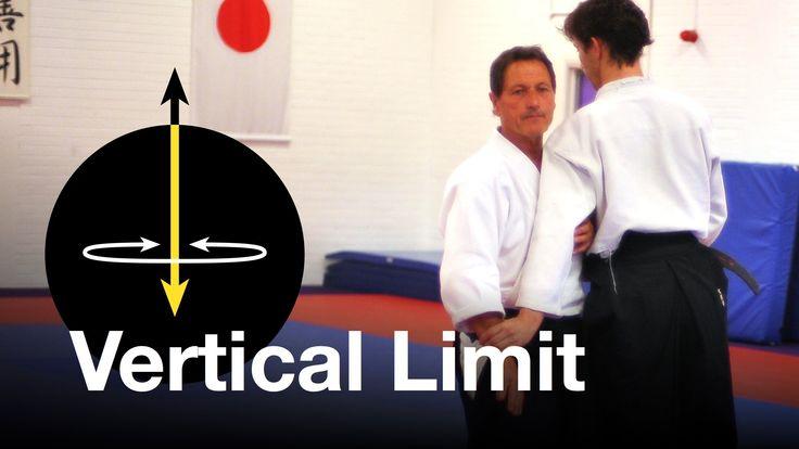 """Aikido: """"Vertical Limit"""". Christian Tissier Shihan"""