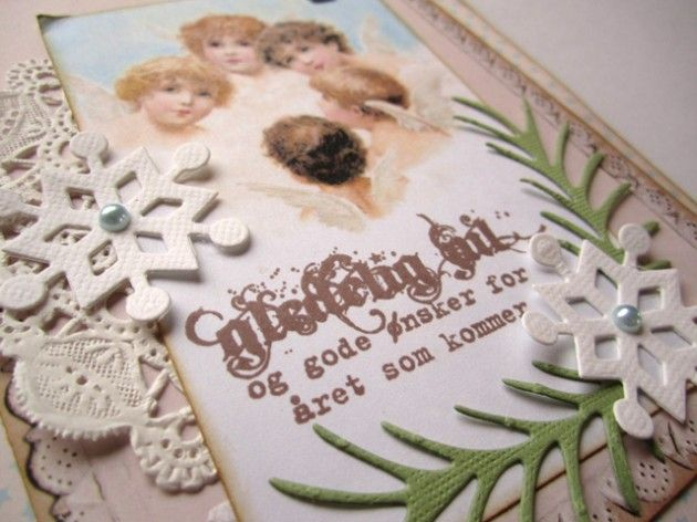 Sweet Angel Card