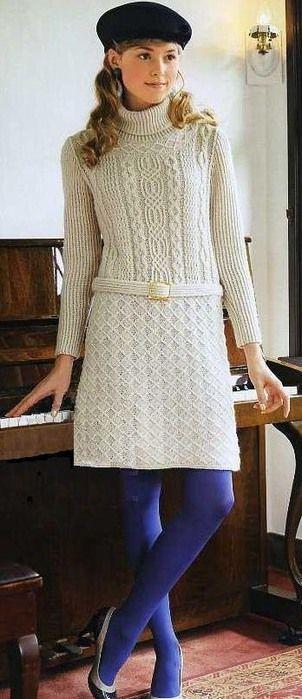 платье или свитер
