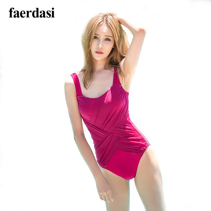 Swimwear for female backless adjustable shoulder swimming suits women swim suit one piece solid high elastic pool beach wear