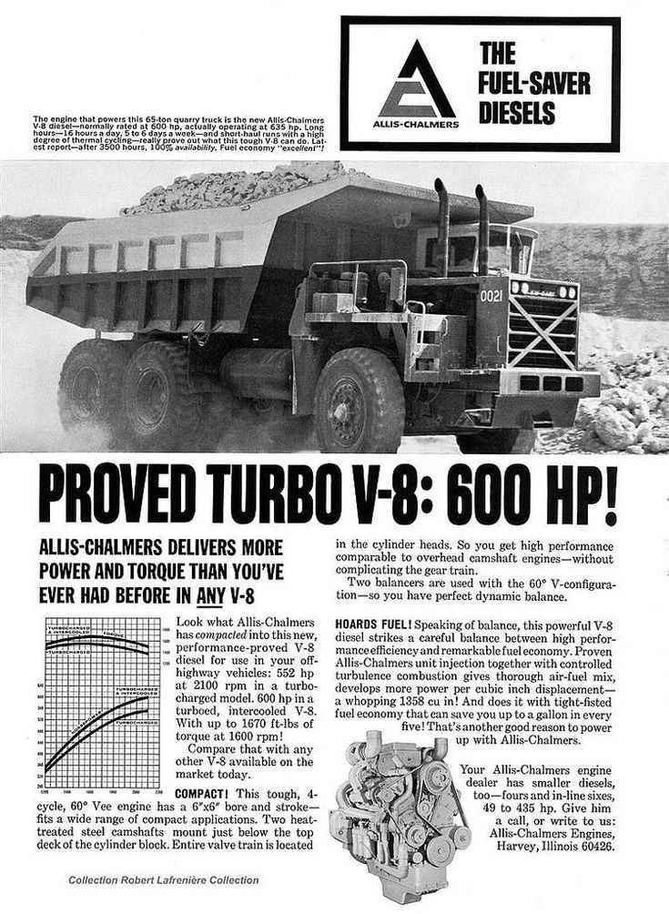 Pin By Twain Trader On Dump Trucks And Trailer S Etc Chalmers Heavy Equipment Heavy Truck
