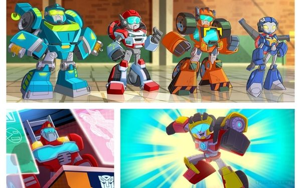 Rescue Bots Academy Moves To Air Fall 2018 on Discovery Family, Targets (Even) Younger Audiences