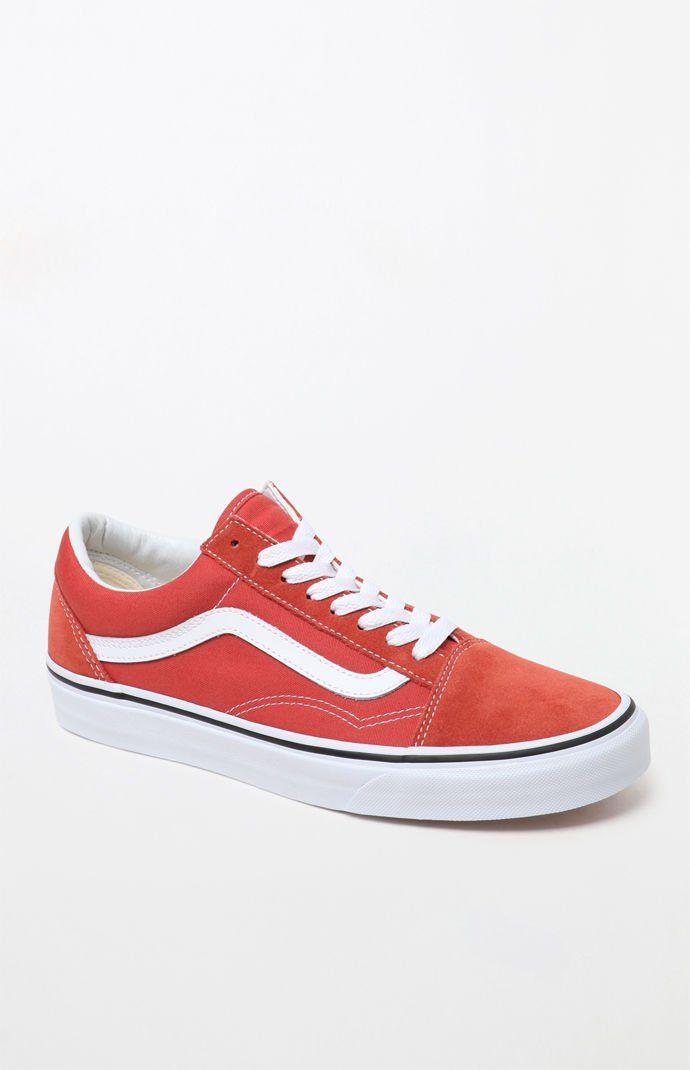 Shop PacSun!   Sneakers, Orange vans