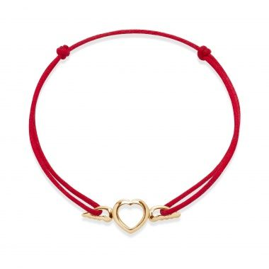 Heart with wings on a colored string: the new must-have by Lilou! Only £14 on www.lilouparis.com #lilou #heart #wings #string #musthave #christmas #present #ideas