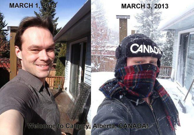 Things Are a Little Different In Canada (29 Photos) - Suburban Men - December…