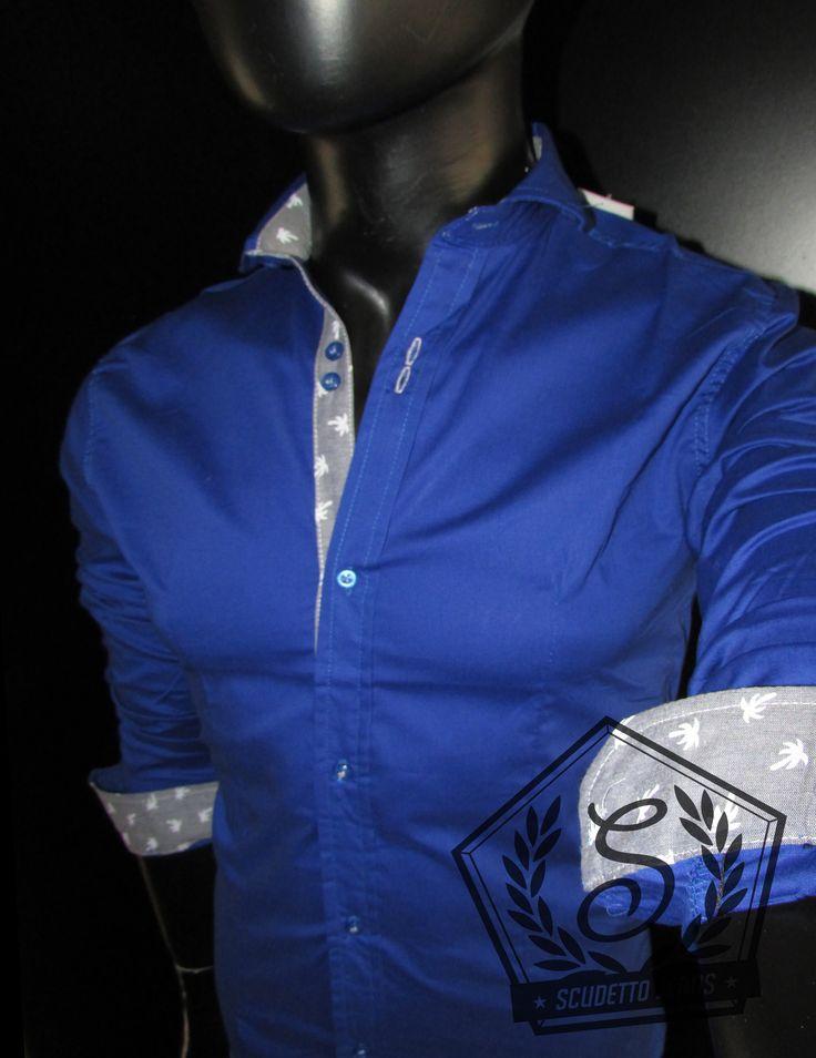 #Cam1923 Azul Francia (SIN STOCK)