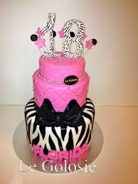 Risultati immagini per torta 18 anni pasta di zucchero ragazza