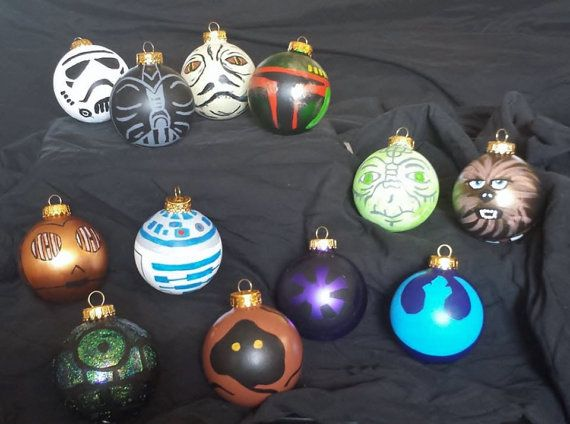 how to make acrylic paint christmas ornaments