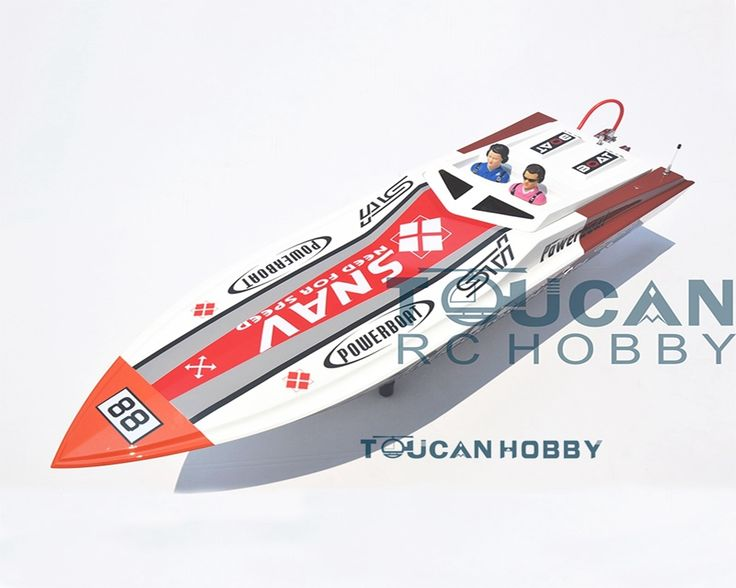 """269.00$  Buy here - http://aliw28.worldwells.pw/go.php?t=32791061177 - """"46"""""""" G26A2 Fiber Glass Gas RC Boat Toys Gifts KIT Monohull Bare Hull Only Prepainted Deep Vee 26CC RC Boat  """" 269.00$"""