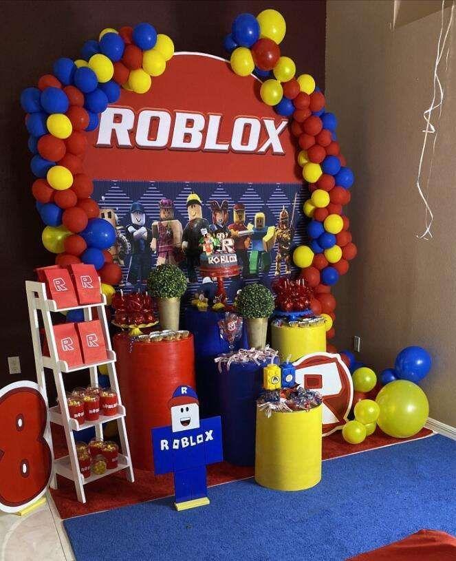 Roblox Birthday Party Ideas Photo 1 of 1 Birthday party