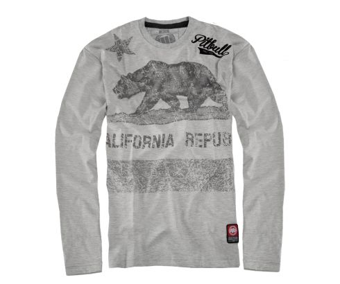 Longsleeve California Flag koszulki pitbull http://pitbull.pl/shop/t-shirts/longsleeve-california-flag.html