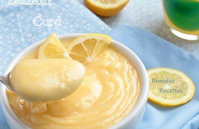 Lemon curd recette facile et inratable
