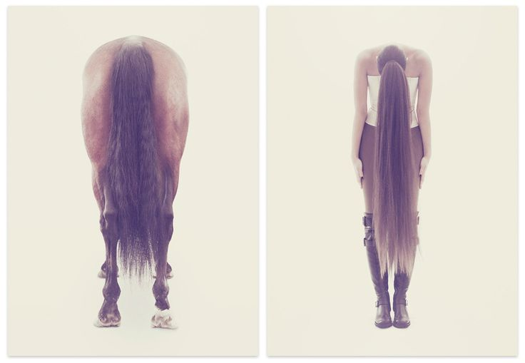 #Ponytail I & II. These are two of my favorite works of mine | by @LukasRenlund