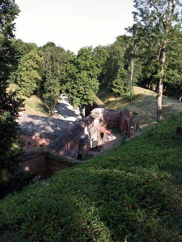 Boyen Fortress, Gizycko, Poland