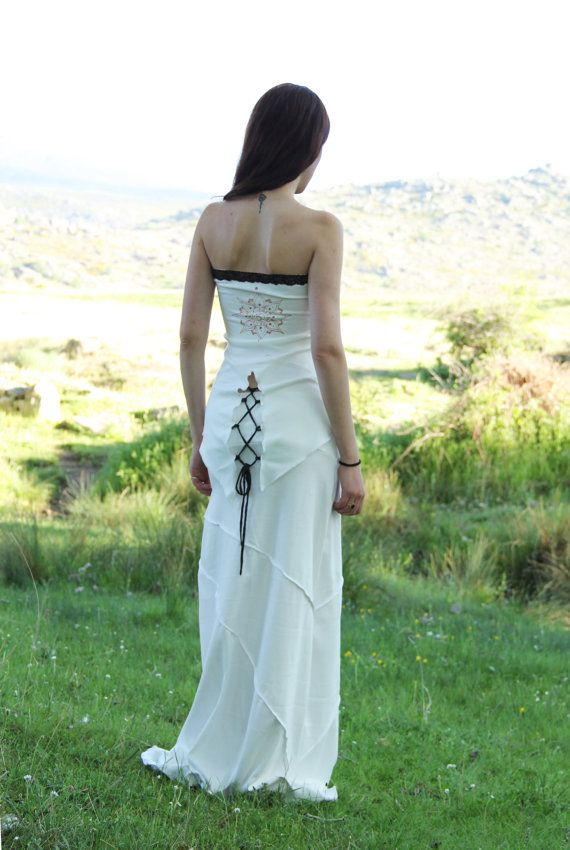 Isis goddes skirt. maxi skirt long skirt by AbstractikaCrafts