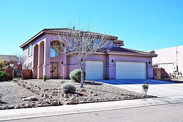 4/15/17. 2-story Mediterranean style in Mesa Verde Estates, top rated PDS school district. Almost 2500 s/f, 4BR/3 FULL BA, 3CG. Lg kitchen w/stainless oven, dishwasher, & microwave, granite, breakfast bar. Tile in all the right places, fireplace. LARGE BRs, great closets, beautiful MBA, views, large back yard w/grass & garden areas. $304,999. Call Mary Renn, 520-249-7640, or email renn.mary@gmail.com. Tierra Antigua Realty. Direct MLS link at www.AZrealestatepress.com. Get more info on page…