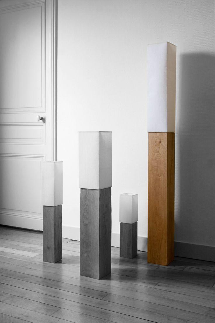 Eheh! c'est bien elle la plus grande :) Vous la remarquerez celle-la! http://www.decostock.fr/grand-lampadaire-design-en-bois,fr,4,blumen-lampe-lumetto150.cfm#.UqdQ3vTuJu0