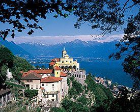 Locarno - Wonderful location on Lake Maggiore.