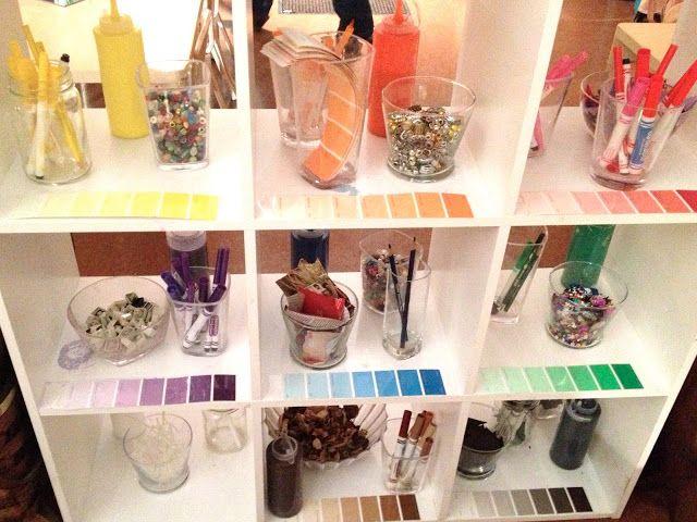 Fairy Dust Teaching Kindergarten Blog: Reggio Emilia: Color