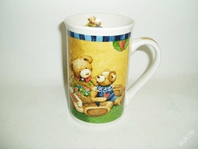 Hrnek s medvídky - nádobí děti