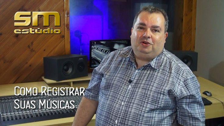 Vídeo Tutorial onde Antônio Mícoli ensina passo a passo como registrar músicas na Biblioteca Nacional. Assistam! http://www.smestudio.com.br/gravandocd.html