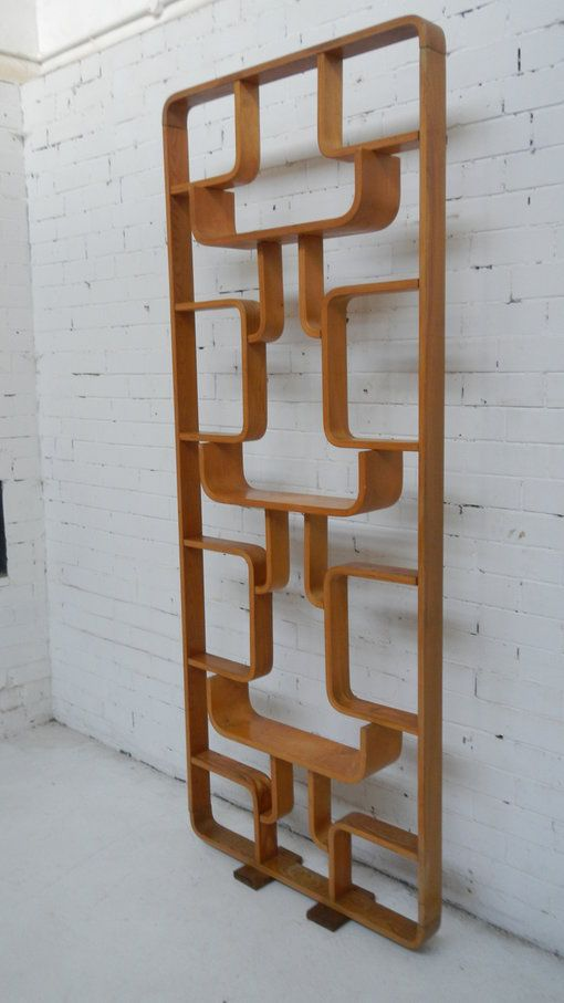 Thonet Bentwood room divider. Haven't seen one of these before.