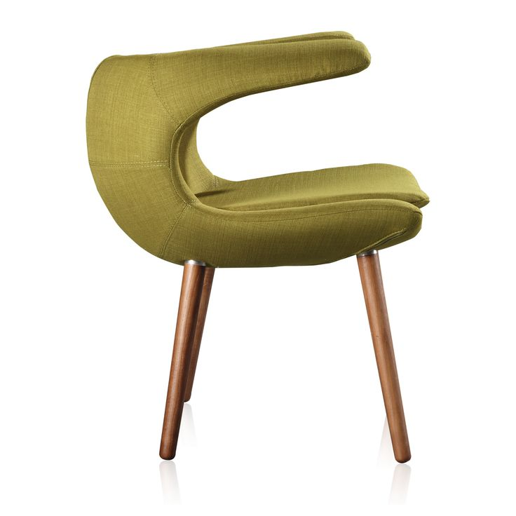 Features:  -Upholstery: Linen weave.  -Frame Construction: Natural ash wood.  Frame Finish: -Natural.  Upholstered: -Yes.  Frame Material: -Wood.  Upholstery Material: -Linen. Dimensions:  Overall Hei