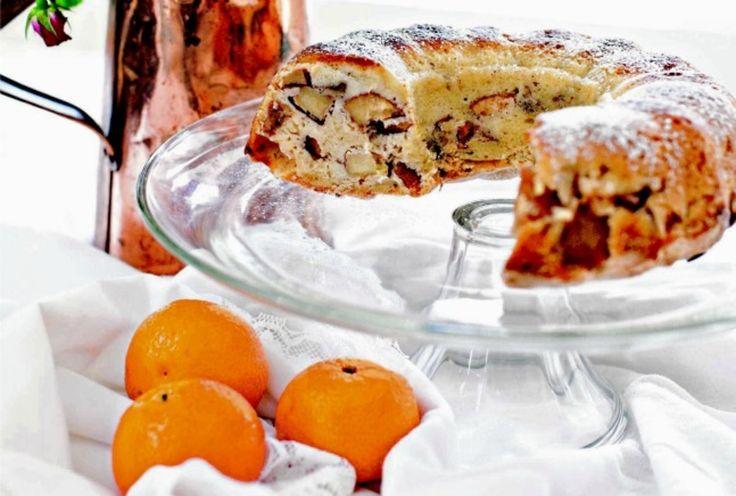 Hanukkah Cake   Polish Holiday Cake - Joy of Kosher