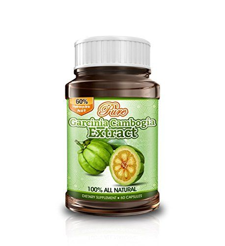 Pure Garcinia Cambogia Extract with HCA, 500 mg, 60 Capsules | Health Super Store List Price: $48.00 Discount: $17.00 Sale Price: $31.00
